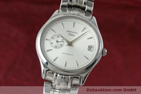 ZENITH ELITE STEEL AUTOMATIC KAL. 680 LP: 4900EUR [152412]