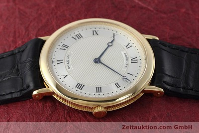 BREGUET 18 CT GOLD AUTOMATIC [152430]