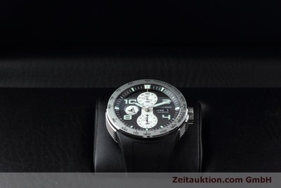 PORSCHE DESIGN FLAT SIX CHRONOGRAPH STEEL AUTOMATIC KAL. ETA 7750 LP: 3750EUR [152437]