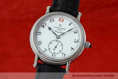 CHRONOSWISS OREA STEEL MANUAL WINDING KAL. C121 [152444]