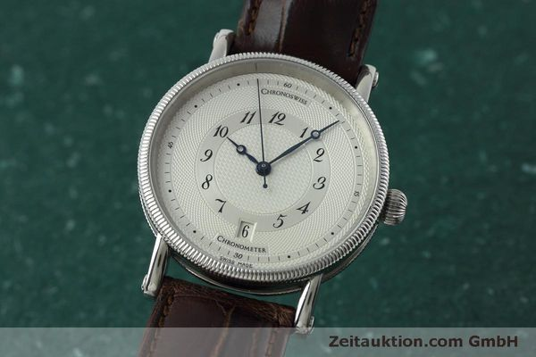 CHRONOSWISS KAIROS STEEL AUTOMATIC KAL. ETA 2892A2 LP: 3700EUR  [152448]