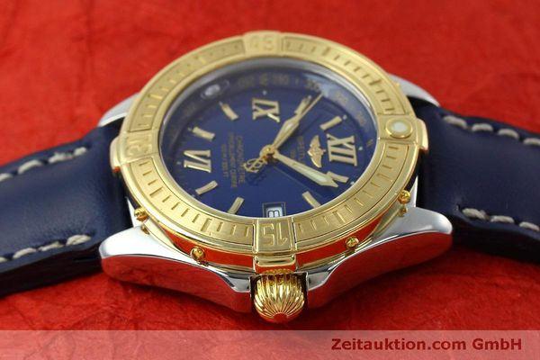 Used luxury watch Breitling B-Class steel / gold quartz Kal. B67 Ref. D67365  | 152455 05