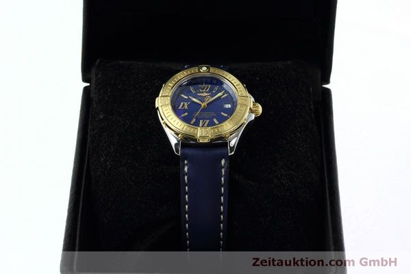 Used luxury watch Breitling B-Class steel / gold quartz Kal. B67 Ref. D67365  | 152455 07