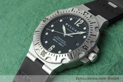 BVLGARI DIAGONO STEEL AUTOMATIC KAL. 220 [152459]