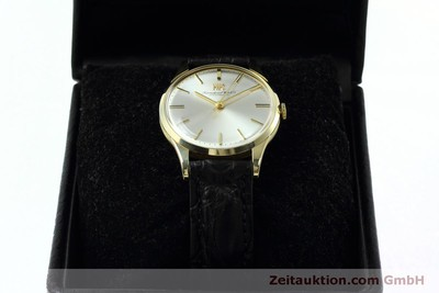 IWC PORTOFINO 14 CT YELLOW GOLD MANUAL WINDING KAL. 89 [152462]