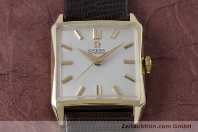 OMEGA 14 CT YELLOW GOLD AUTOMATIC KAL. 471 VINTAGE [152469]