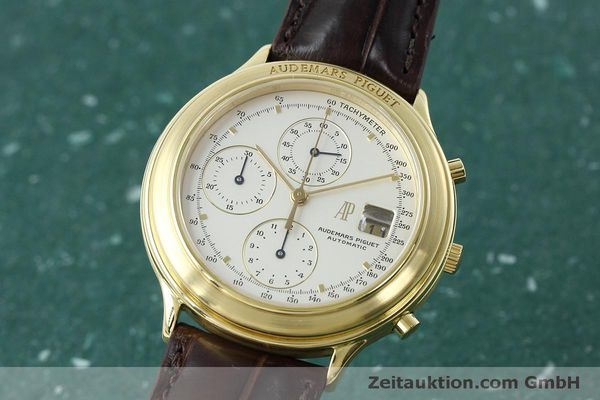 AUDEMARS PIGUET CHRONOGRAPHE OR 18 CT AUTOMATIQUE KAL. 2126 LP: 38900EUR [152487]