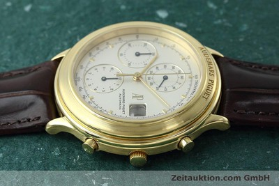 AUDEMARS PIGUET CHRONOGRAPH 18 CT GOLD AUTOMATIC KAL. 2126 LP: 38900EUR [152487]