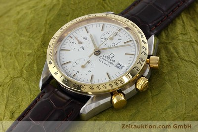 OMEGA SPEEDMASTER CHRONOGRAPHE ACIER / OR AUTOMATIQUE KAL. 1155 ETA 7750 LP: 3020EUR [152489]