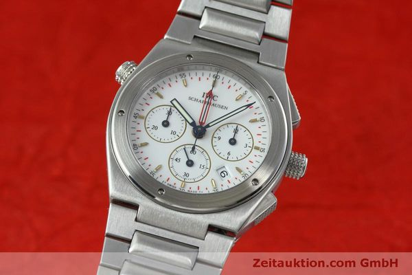 IWC INGENIEUR CHRONOGRAPH STEEL QUARTZ KAL. 633 [152499]