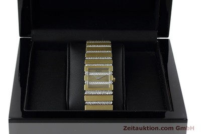 PIAGET POLO 18 CT GOLD QUARTZ KAL. 8P1 LP: 52000EUR [152507]