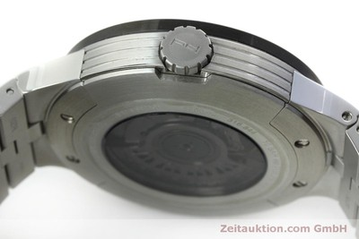 PORSCHE DESIGN FLAT SIX STEEL AUTOMATIC KAL. SW300 LP: 2250EUR [152524]