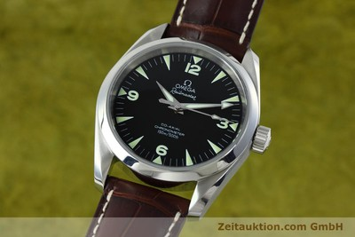 OMEGA RAILMASTER STEEL AUTOMATIC KAL. 2403 LP: 4500EUR [152525]