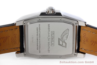 BREITLING BENTLEY ACIER AUTOMATIQUE KAL. B28 ETA 2892A2 LP: 8640EUR [152544]