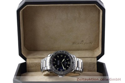 BLANCPAIN FIFTY FATHOMS ACIER AUTOMATIQUE KAL. 1151 LP: 16200EUR [152552]