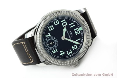 IWC FLIEGERUHR STEEL MANUAL WINDING KAL. 98300 LP: 7520EUR [152553]