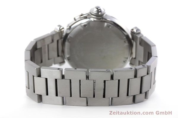 Used luxury watch Cartier Pasha steel automatic Kal. 049 ETA 2892A2 Ref. 2324  | 152576 11