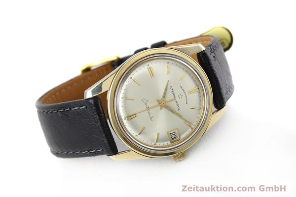 Used luxury watch Eterna Centenaire steel / gold automatic Kal. 1439U VINTAGE  | 152595 03