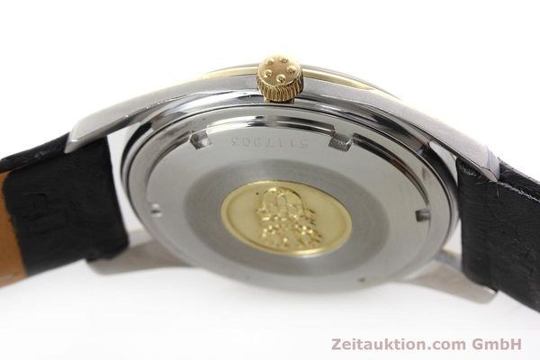 Used luxury watch Eterna Centenaire steel / gold automatic Kal. 1439U VINTAGE  | 152595 11