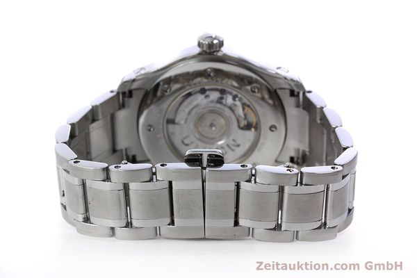 Used luxury watch Union Glashütte Belisar steel automatic Kal. U2893-2 ETA 2893-2 Ref. D002.429.A  | 152600 12