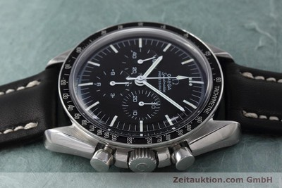OMEGA SPEEDMASTER CHRONOGRAPH STEEL MANUAL WINDING KAL. 321 LP: 4100EUR VINTAGE [152604]