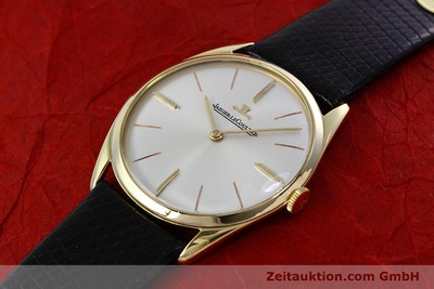 JAEGER LE COULTRE 18 CT GOLD MANUAL WINDING KAL. K818/1C VINTAGE [152608]