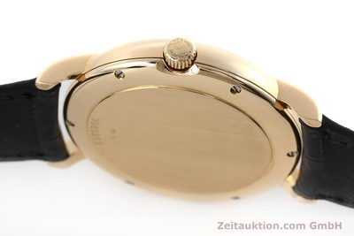IWC PORTOFINO 18 CT GOLD AUTOMATIC KAL. 30110 LP: 10700EUR [152610]