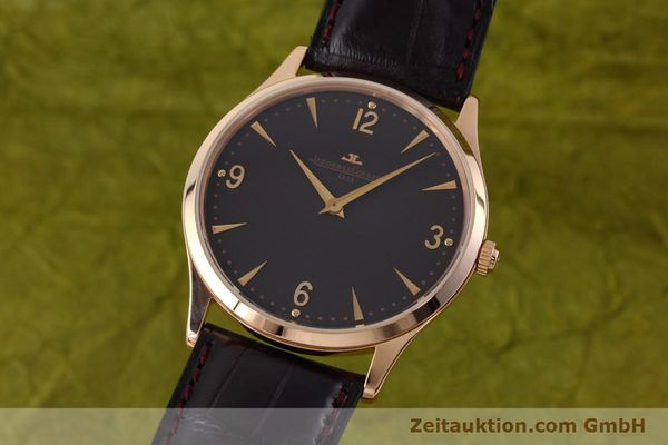 JAEGER LE COULTRE MASTER ULTRA THIN 18 CT GOLD MANUAL WINDING KAL. 849 LP: 11600EUR [152614]