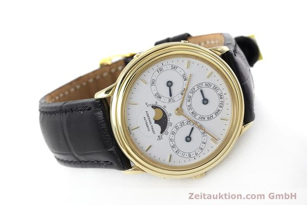 Used luxury watch Audemars Piguet Ewiger Kalender 18 ct gold automatic Kal. 2120/1  | 152621 03