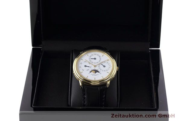 Used luxury watch Audemars Piguet Ewiger Kalender 18 ct gold automatic Kal. 2120/1  | 152621 07