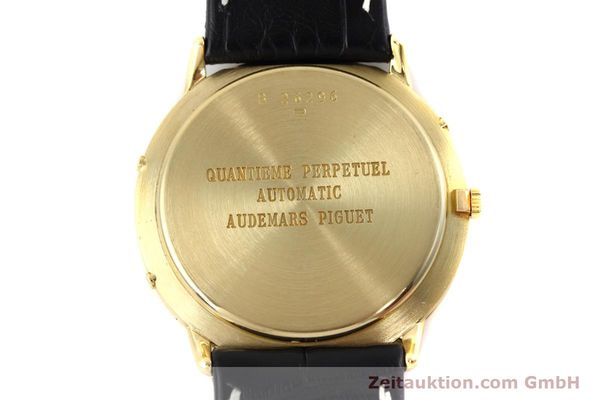 Used luxury watch Audemars Piguet Ewiger Kalender 18 ct gold automatic Kal. 2120/1  | 152621 08