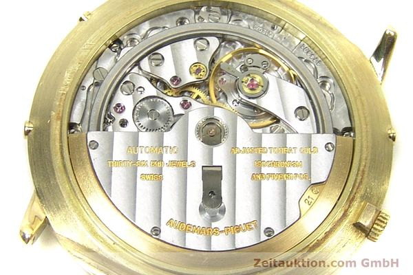 Used luxury watch Audemars Piguet Ewiger Kalender 18 ct gold automatic Kal. 2120/1  | 152621 10