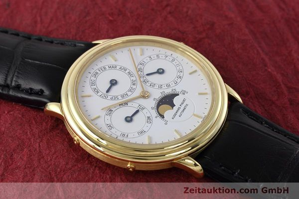 Used luxury watch Audemars Piguet Ewiger Kalender 18 ct gold automatic Kal. 2120/1  | 152621 14