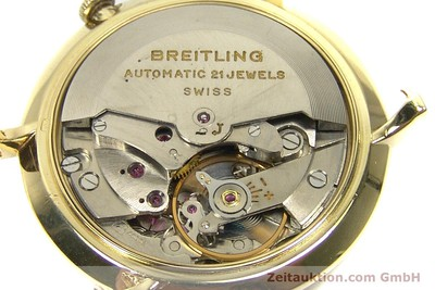 BREITLING ORO 18 CT AUTOMATISMO KAL. F4000N VINTAGE [152642]