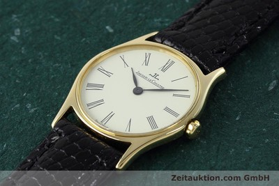 JAEGER LE COULTRE 18 CT GOLD QUARTZ KAL. 609 [152646]