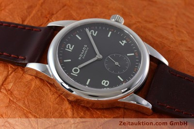 NOMOS CLUB ACERO CUERDA MANUAL KAL. ALPHA LP: 1080EUR [152650]
