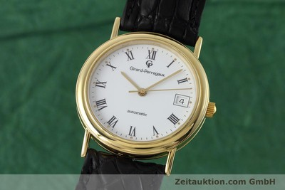 GIRARD PERREGAUX OR 18 CT AUTOMATIQUE KAL. 220 [152672]