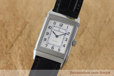 JAEGER LE COULTRE REVERSO STEEL MANUAL WINDING KAL. 846/1 [152676]