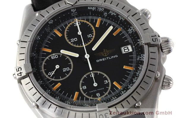 Used luxury watch Breitling Chronomat chronograph steel automatic Kal. Val 7750 Ref. 81950  | 152677 02
