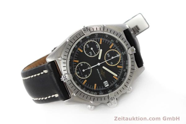 Used luxury watch Breitling Chronomat chronograph steel automatic Kal. Val 7750 Ref. 81950  | 152677 03