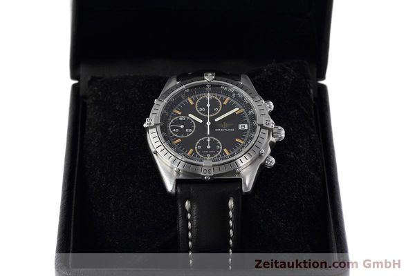 Used luxury watch Breitling Chronomat chronograph steel automatic Kal. Val 7750 Ref. 81950  | 152677 07
