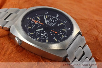 SINN D1 MISSION CHRONOGRAPH STEEL AUTOMATIC KAL. 5100 [152689]