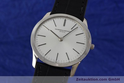 VACHERON & CONSTANTIN ORO BLANCO DE 18 QUILATES CUERDA MANUAL KAL. 1003/1 LP: 28200EUR [152692]
