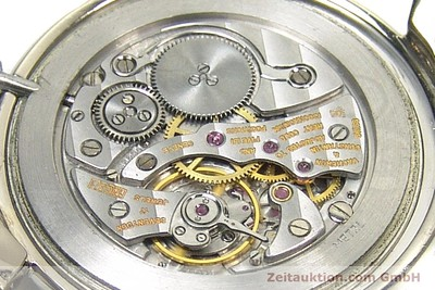 VACHERON & CONSTANTIN 18 CT WHITE GOLD MANUAL WINDING KAL. 1003/1 LP: 28200EUR [152692]