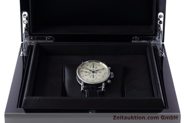 Used luxury watch Chronoswiss * chronograph steel automatic Kal. 754 Ref. CH7523  | 152697 07