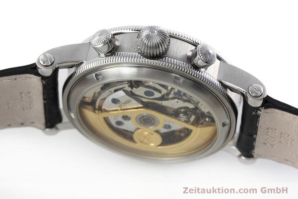 Used luxury watch Chronoswiss * chronograph steel automatic Kal. 754 Ref. CH7523  | 152697 08