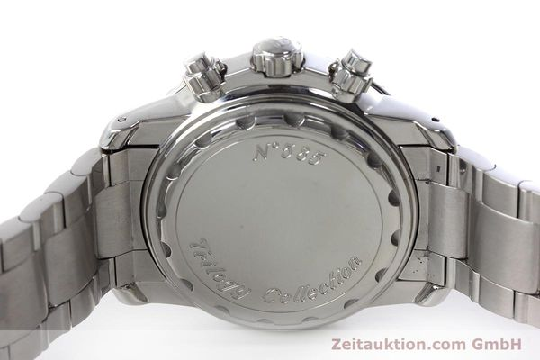 Used luxury watch Blancpain Air Command chronograph steel automatic Kal. F185  | 152700 09