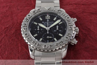 BLANCPAIN FIFTY FATHOMS AIR COMMAND TRILOGY FLYBACK CHRONOGRAPH VP: 14160,- Euro [152700]
