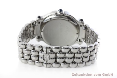 CHOPARD HAPPY SPORT STEEL QUARTZ KAL. ETA 356.112 LP: 8040EUR [152715]