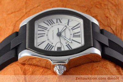 CARTIER ROADSTER ACIER AUTOMATIQUE KAL. 049 ETA 2892A2 LP: 4300EUR [152716]